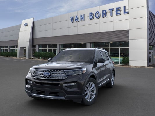 2020 Ford Explorer Limited In East Rochester Ny Rochester Ford Explorer Van Bortel Ford Inc